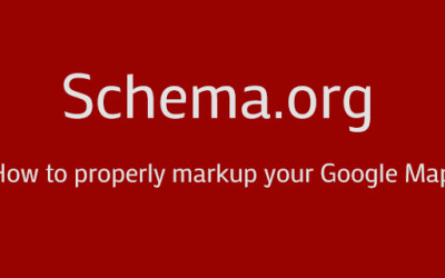 How to Markup Your Google Map with Schema